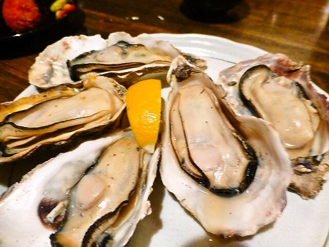 牡蠣食べ放7