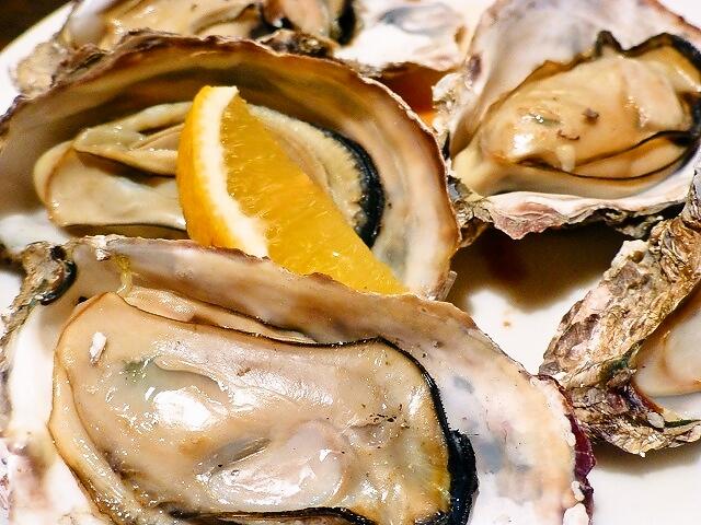 牡蠣食べ放2