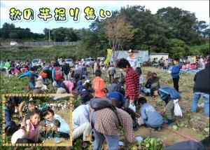 芋掘り集 (2)