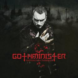 GOTHMINISTER「Happiness In Darkness」(1)
