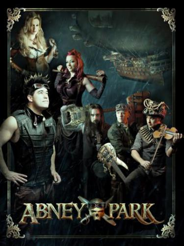 ABNEY PARK「Ancient World」(2)