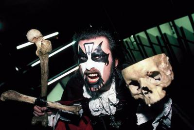 KING DIAMOND「Abigail」(2)