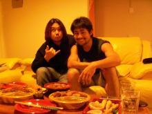 Kazu san house last dinner (1)