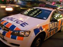 police car Aug 24th 2011