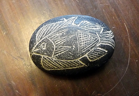 カブレラ石1