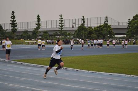 志穂ー陸上競技大会
