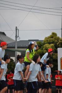 体育祭ー騎馬戦