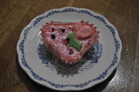 Launa-3th犬ケーキ