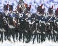 レピック大佐と騎馬擲弾兵