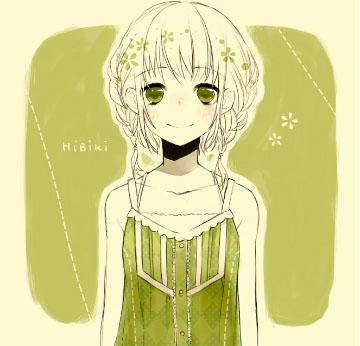 hibiki - nigaoe