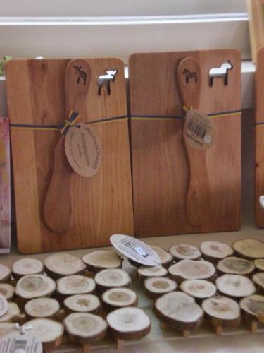 北欧の木工品