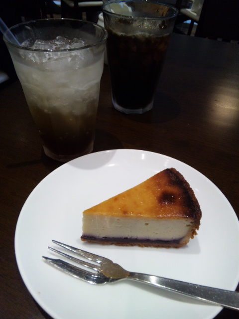ベイクドToFuケーキ