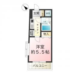 034間取図(NZD用)