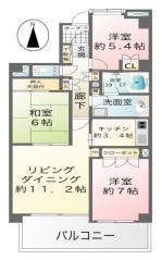 015間取図(NZD用)