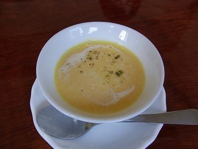 カシワギスープ