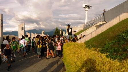 松本山雅(6)