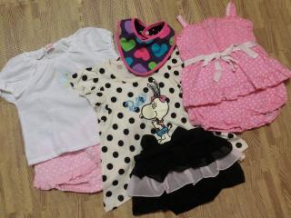 姉からのプレゼント服5