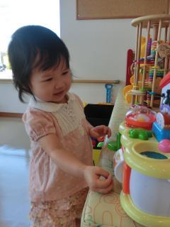 小児科のプレイスペース