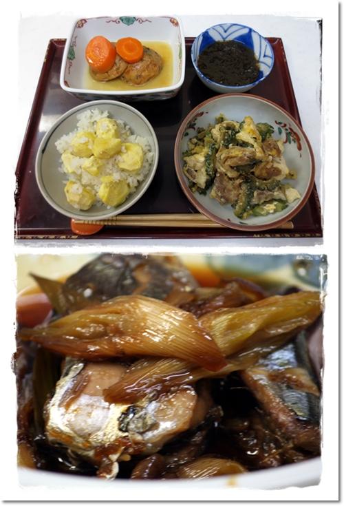 2012・10・3・栗ご飯ー2