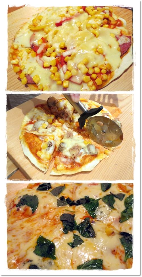 2012・11・18・我家でピザパーティー(優里&ちあき)-3