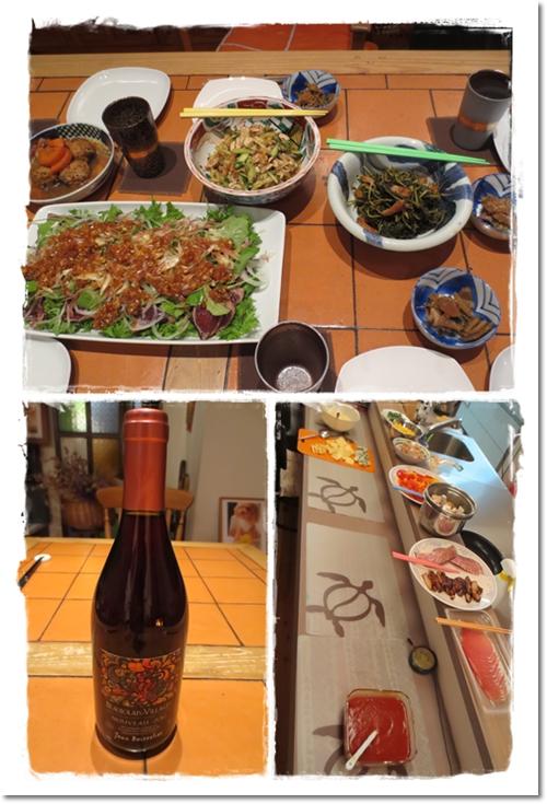 2012・11・18・我家でピザパーティー(優里&ちあき)-1