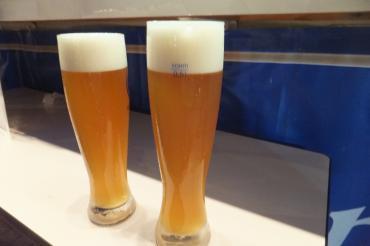おいしいビール!