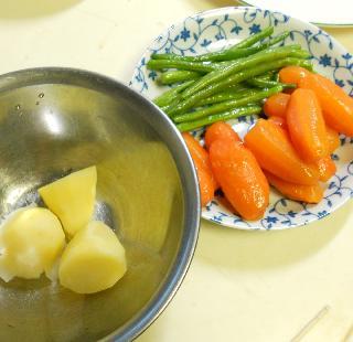 仙台味噌とマスタードのステーキ5
