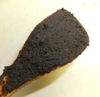 仙台味噌とマスタードのステーキ1