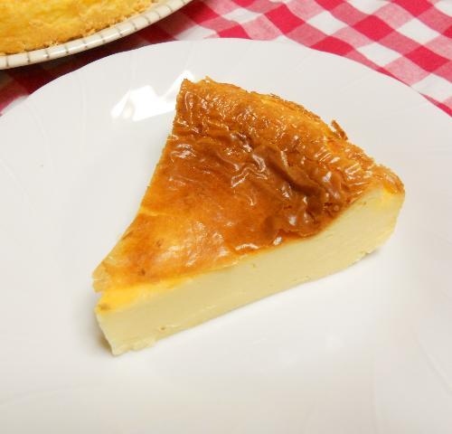 簡単チーズケーキ11