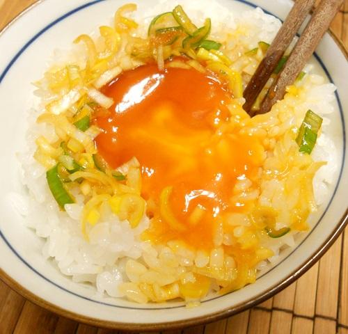 卵だらけの朝ご飯16
