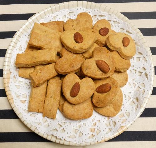 おからのクッキー12