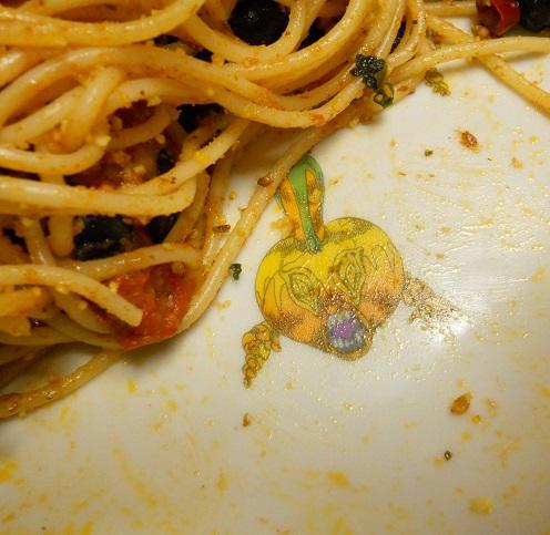 トニオさんの娼婦風スパゲティ7