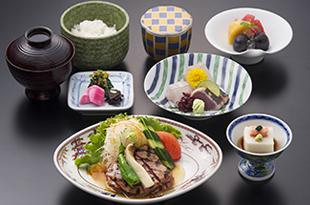 ホテルクレメント徳島ディナー1
