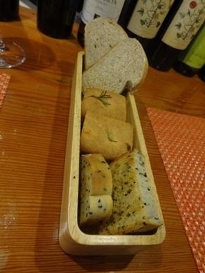 自家製パン