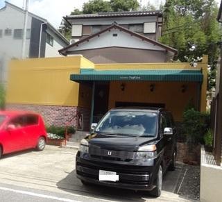 クチネッタ ユギーノ(Cutinetta Yughino)のお店の外観