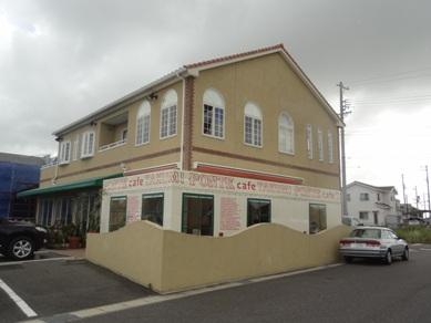 Ponte Cafe 匠(ポンテ カフェ たくみ) のお店の外観