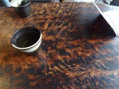韓国家庭料理 青山 岡崎店 トウモロコシ茶