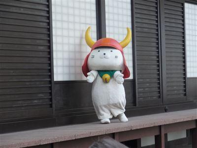 彦根城 ひこにゃん