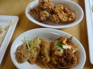 葉菜の舎 幸田店 バイキング3