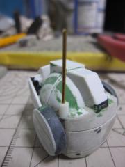ジムスナⅡ 改造中 (2)
