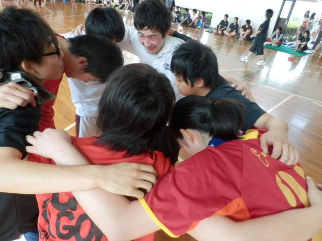 学祭H25バスケ2年