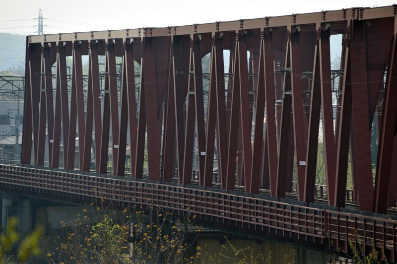 渡良瀬川橋梁