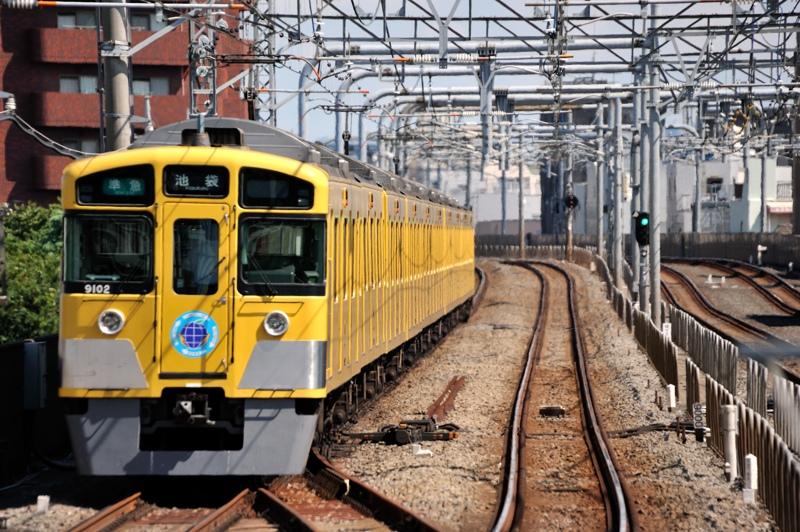 西武線電車22