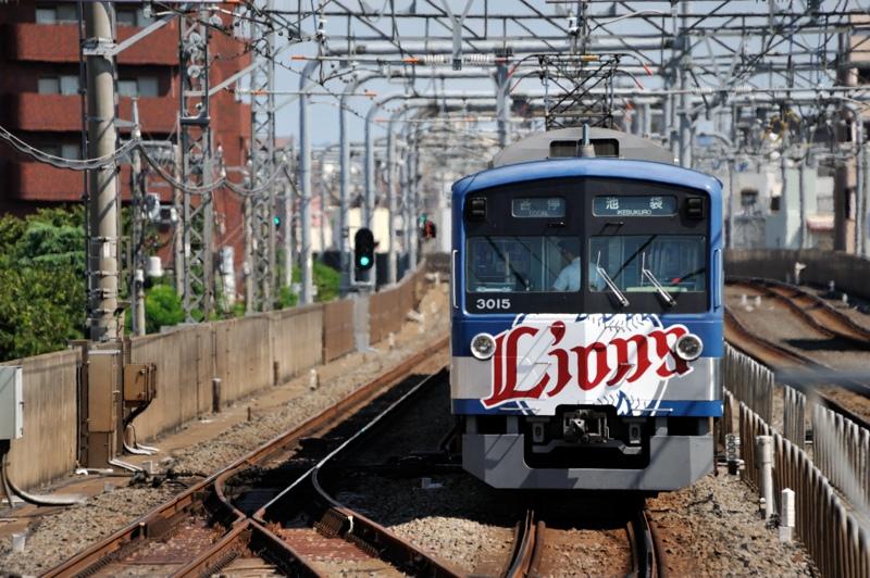 西武線電車21