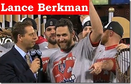 Lance Berkman Retired