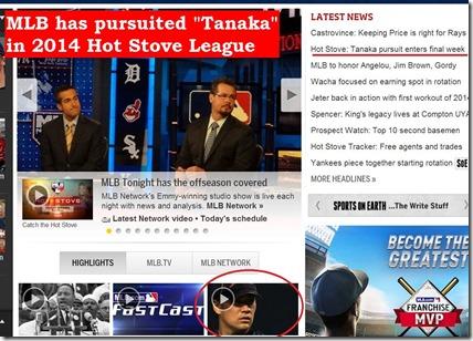 Tanaka Articles
