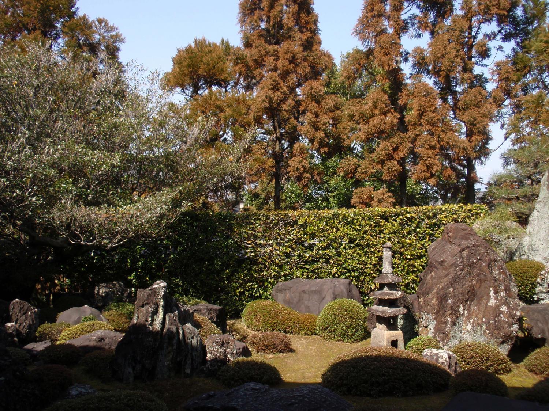 一休寺・庭園