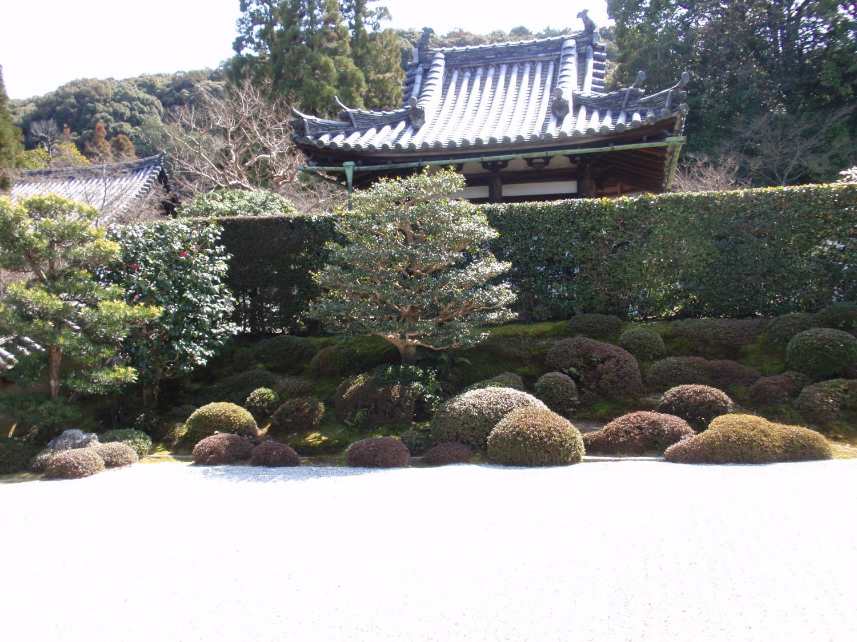 一休寺・庭園2