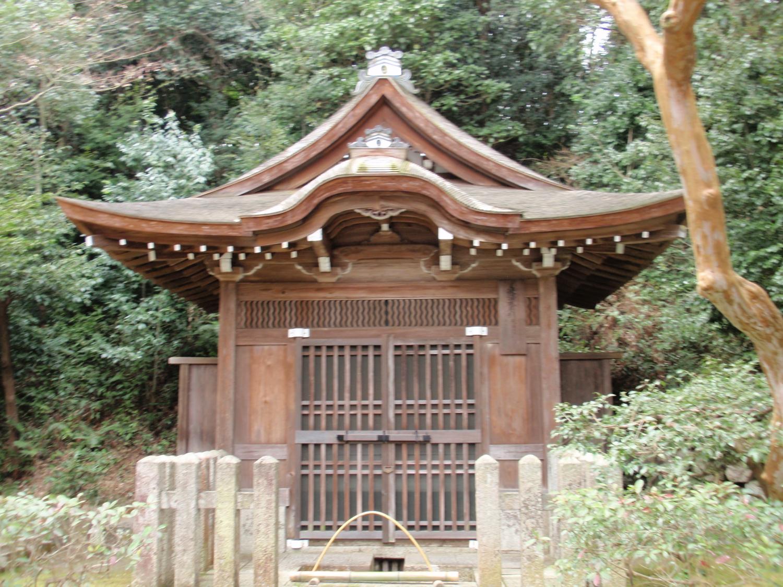 泉湧寺・水屋形