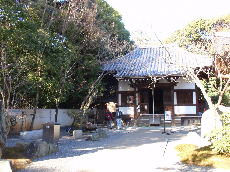 泉湧寺・楊貴妃観音堂